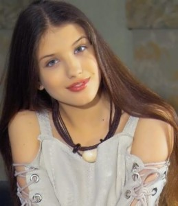 A. Chipovskaya Russian film actress