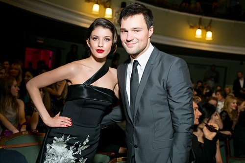 Danila Kozlovsky and Anna Chipovskaya