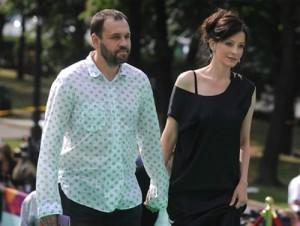 Evgenia and Sergey Glyadelkin
