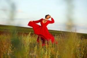 M. Zarring - beautiful model, actress
