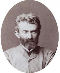 Known Nikolai Mikluho - Maclay in 1886
