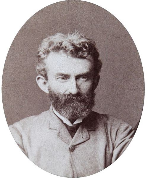 Known Nikolai Mikluho - Maclay in 1886
