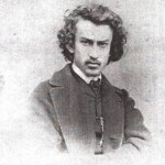 Nikolai Mikluho in his student years (up to 1866)