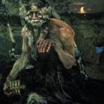 vrubel Pan (Satyr). 1899