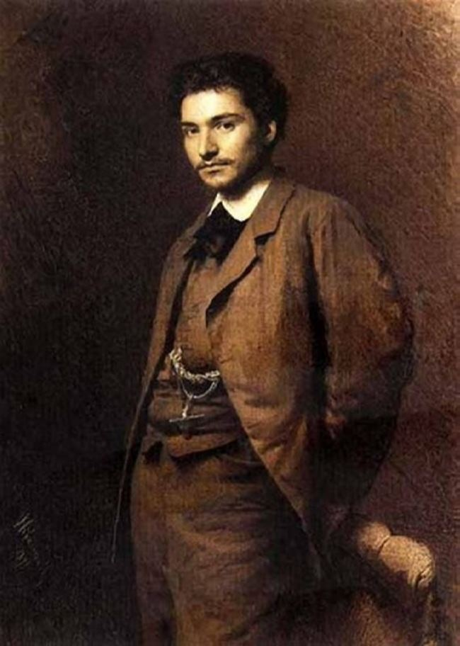 Fyodor Vasiliev, Russian artist