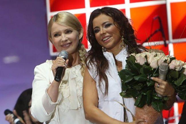 Ani Lorak – pop singer, songwriter, actress