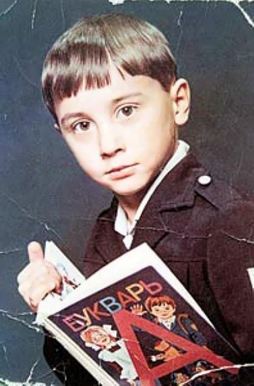 Bilan in his school age