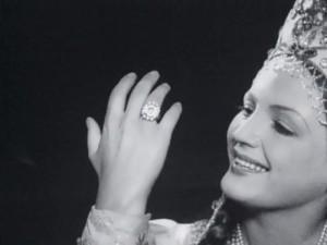G. Grigorieva, beautiful Soviet film actress