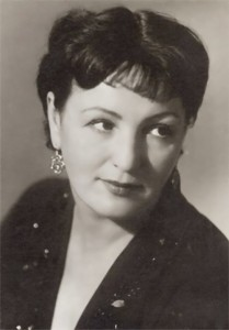 G. Grigorieva, beautiful Soviet actress