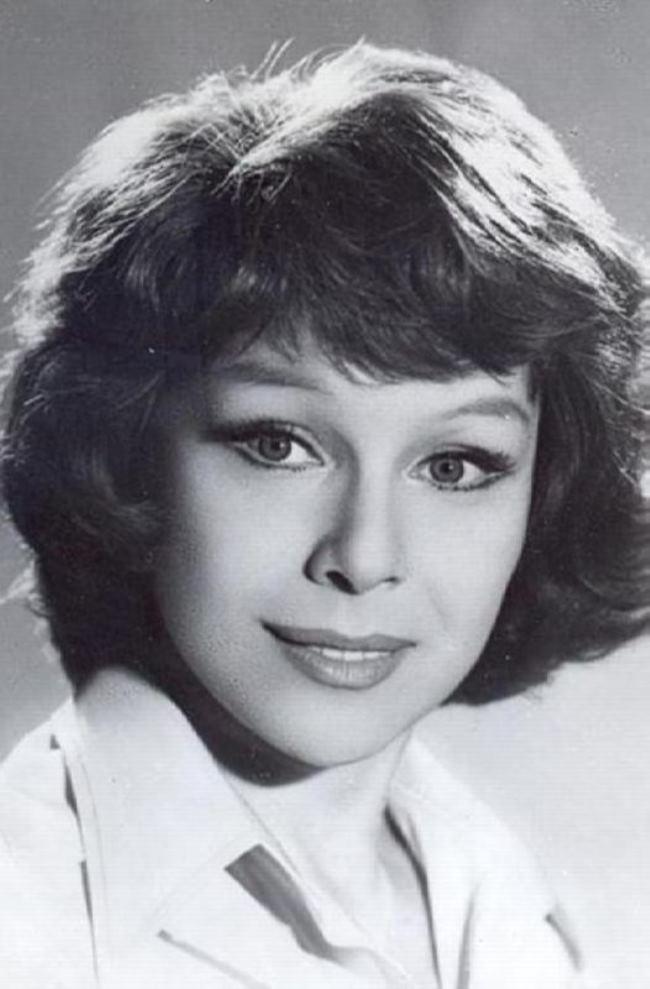 Ninel Myshkova, Soviet actress