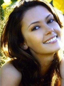 Olga Fonda American actress from USSR
