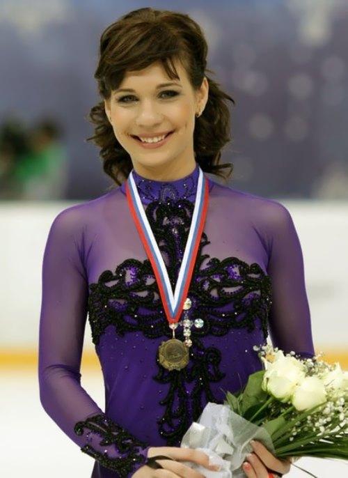 Lyudmila Pakhomova – figure skater