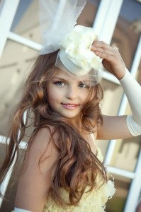 Nastya Sivova - Little Miss Planet 2013
