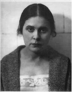 Brik 1924 photo Rodchenko