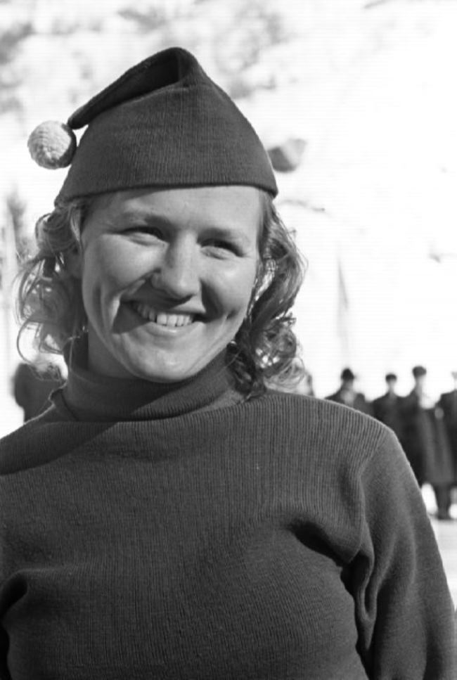 Lidiya Skoblikova – Ural Lightning