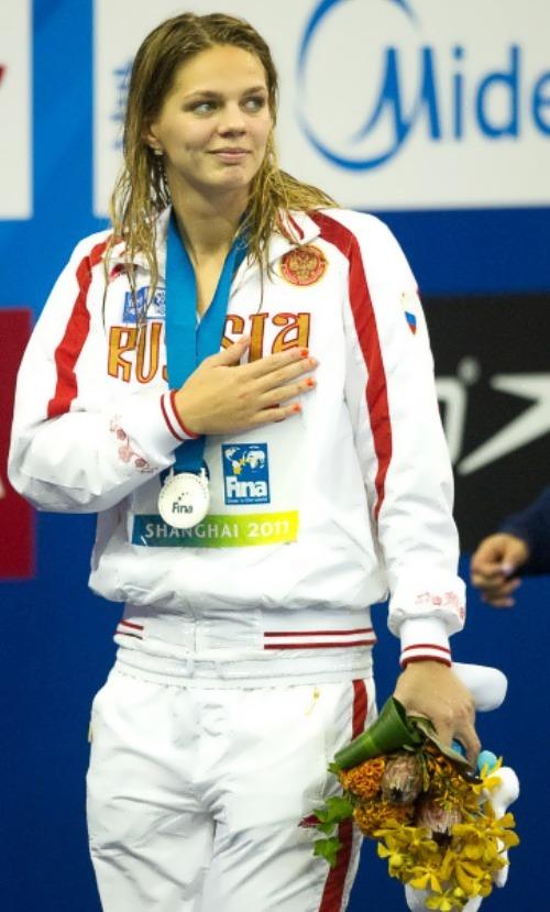 Yuliya Efimova beautiful girl