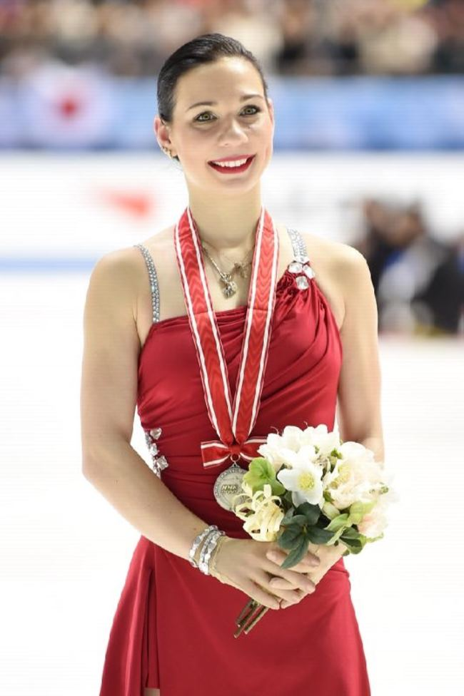 Alena Leonova – Russian figure skater