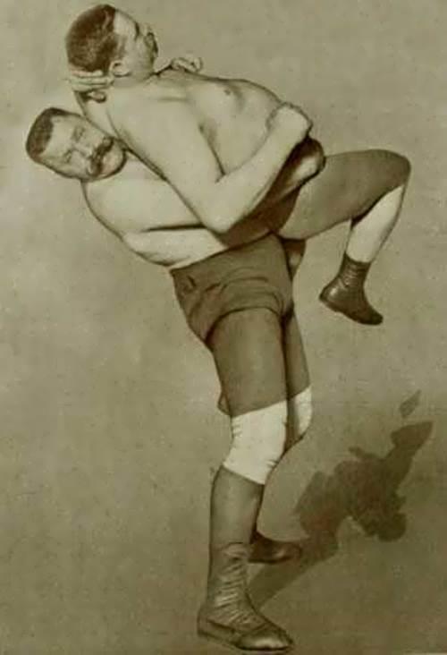 Ivan Poddubny Paris 1905