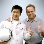 Jackie Chan and Kaspersky