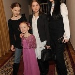 Daddy's daughters - Katya Starshova and her TV sisters