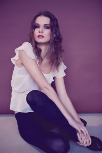 Ksenia Stom beautiful model