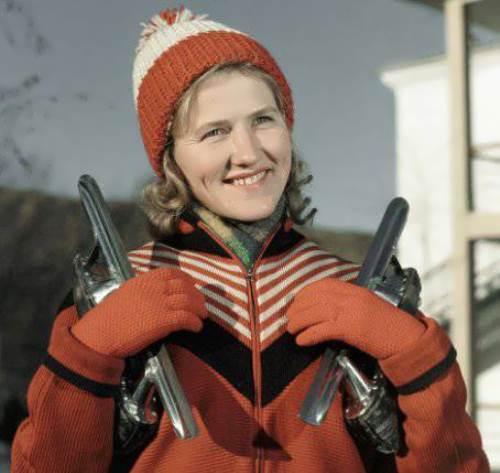Lidiya Skoblikova