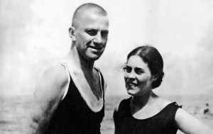 Lilya and Vladimir