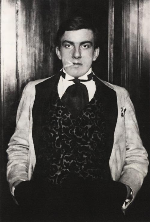 Mayakovsky, 1914
