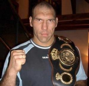 Valuev – biggest boxing champion