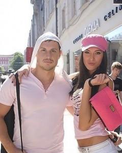 Olesya and Mikhail Svintsov