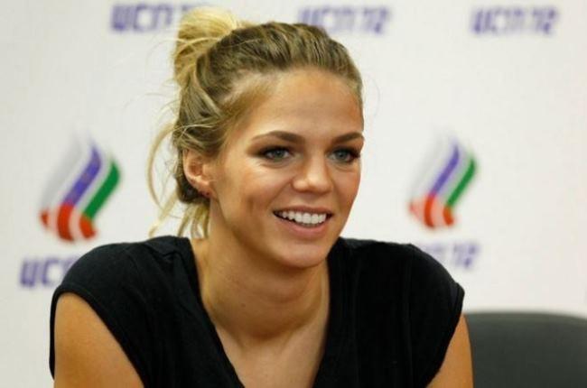 Yulia Efimova, Russian swimmer