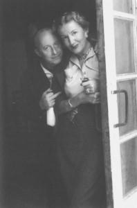 T. Yakovleva and Christian Dior, 1950