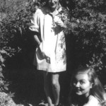 Tatiana and her daughter Francine in Connecticut