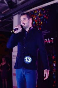 Trezubov performed under unlucky number 13