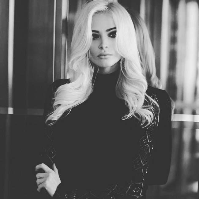 Alena Shishkova, Vice-Miss Russia 2012