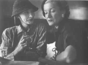 Yakovleva and Valentina Sanina