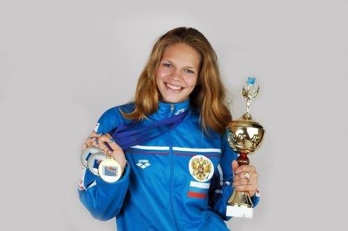 Yulia Efimova Russian swimmer
