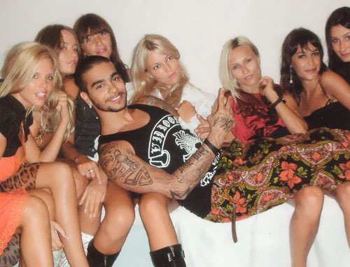 timati and girls