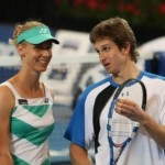 Andreev and Elena Dementieva