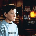 Yelchin in his childhood