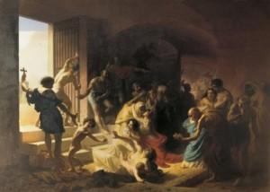 Christian Martyrs Konstantin Flavitsky
