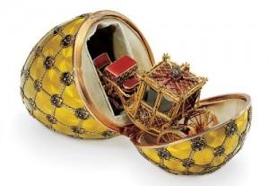 Coronation egg Faberge