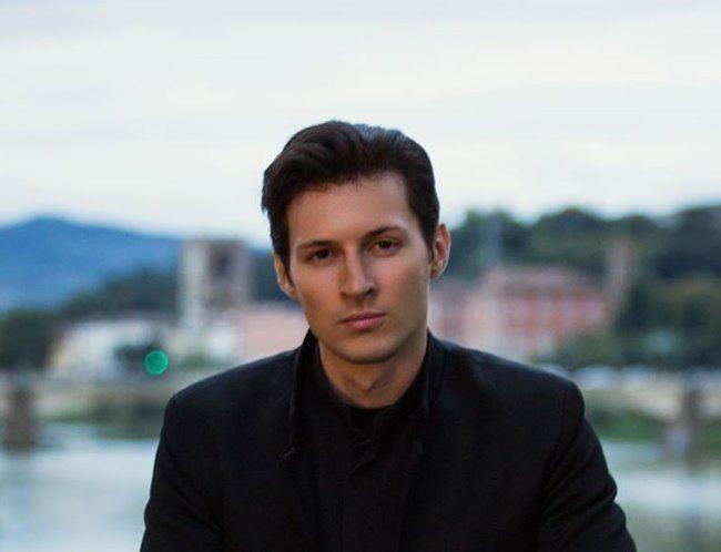 Famous Durov Pavel