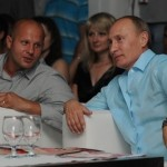 Emelianenko and Vladimir Putin