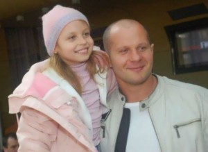 Fedor and his daughter