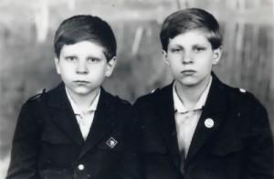 Fedor and Alexander Emelianenko
