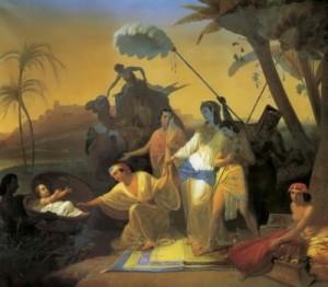 Finding of Moses Konstantin Flavitsky