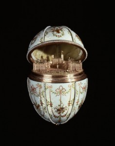 Gatchina Palace egg Faberge