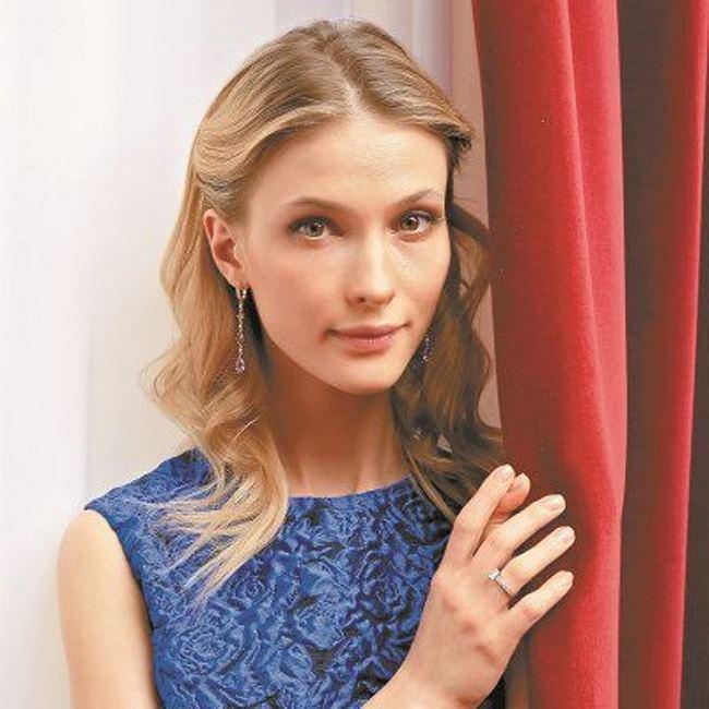 Svetlana Ivanova – Russian actress