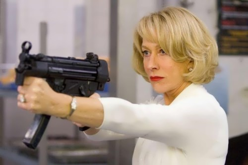 Helen Mirren Red Movie